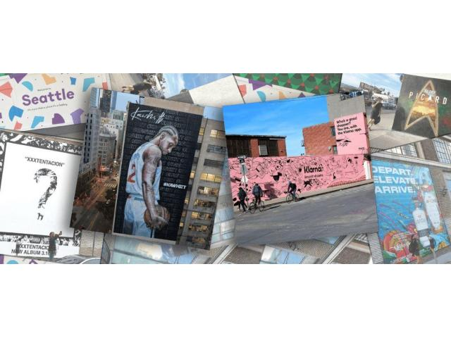 Mural Advertising - Dash Two - 1